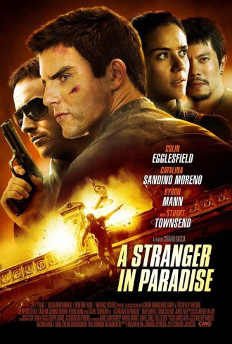 A Stranger in Paradise - POSTER