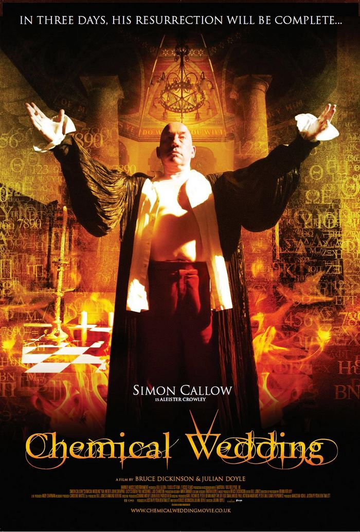 Chemical Wedding - POSTER