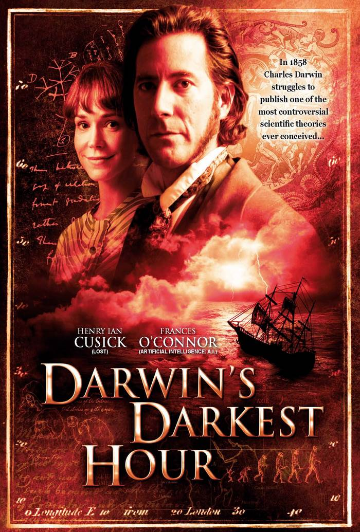Darwin's Darkest Hours - POSTER