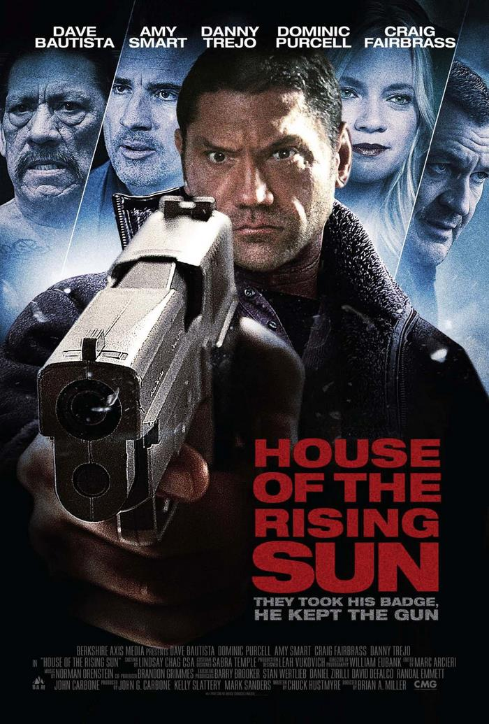 House of the Rising Sun - POSTER