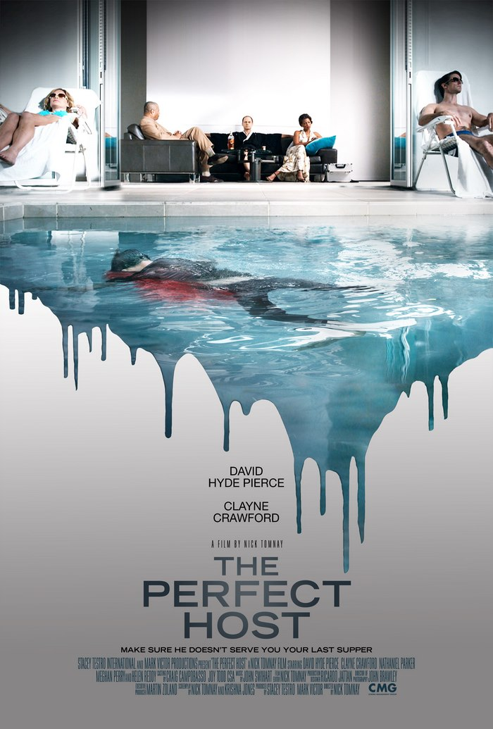 The Perfect Host - POSTER