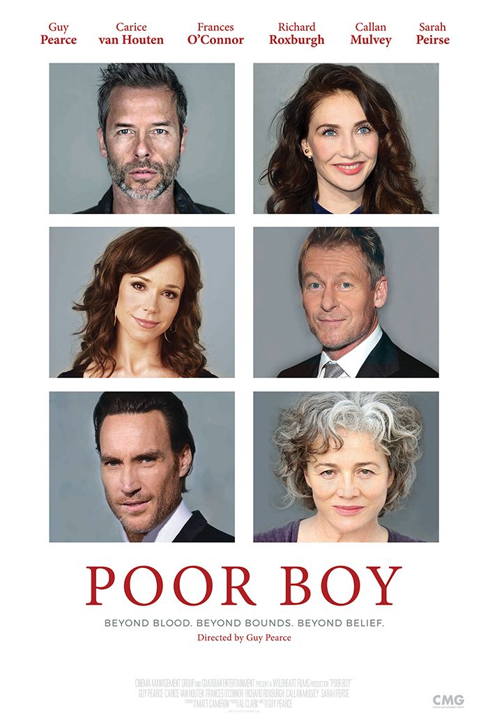 POOR BOY Poster Artwork for AFM 2017 700x1035